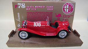 【送料無料】模型車 モデルカー スポーツカーbrumm 143アルファロメオ23001932106 hp 142シリーズoro78brumm 143 alfa romeo 2300 manufactured 1932 106 hp 142 series oro n 78