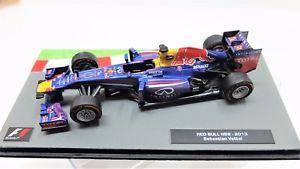 【送料無料】模型車 モデルカー スポーツカーモデルレーシングカーrb9 vettel 143 f11ダイカストミニチュアmodel racing car red bull rb9 vettel 143 formula 1 one diecast miniatures