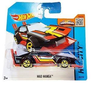 【送料無料】模型車 モデルカー スポーツカーマテルショートカードホットホイールズhw30250