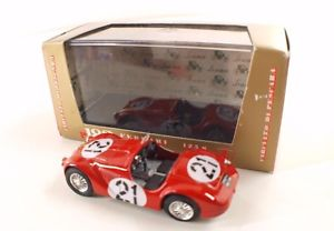 【送料無料】模型車 モデルカー スポーツカーbrumm oro ferrari r183 125s211431947brumm oro ferrari r183 125s 21 1947 in box 143
