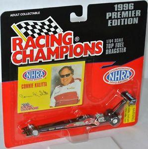【送料無料】模型車 モデルカー スポーツカートップフューエルアメリカンインターナショナルnhra top fuel dragster 1996 * american international * connie kalitta 164