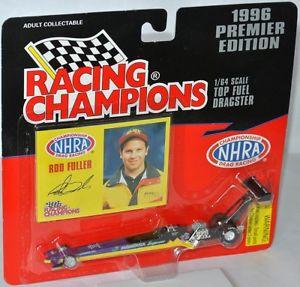 【送料無料】模型車 モデルカー スポーツカートップフューエルモンタナエクスプレスロッドフラーnhra top fuel dragster 1996 * montana express * rod fuller 164
