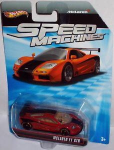 【送料無料】模型車 モデルカー スポーツカーマクラーレンオレンジホットホイールモデルロッドmclaren f1 gtr orange hot wheels mclaren model car hotweels hw muscle car rod