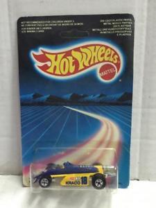 【送料無料】模型車 モデルカー スポーツカーマテルホットホイールmattel hot wheels thunderstreak moc, 1986