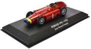 【送料無料】模型車 モデルカー スポーツカーアトラスエディションフェラーリフォーミュラモデルatlas editions jh01 143 ferrari d50 1956 fangio formula 1 model