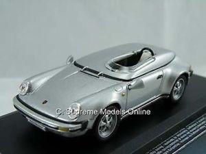 【送料無料】模型車 モデルカー スポーツカーポルシェレースカーモデルスケールミントボックスporsche 911 speedster race 1987 car model 143rd scale mint boxed ^**^