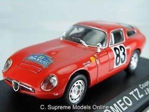 【送料無料】模型車 モデルカー スポーツカーアルファロメオラリーカーパッケージ#