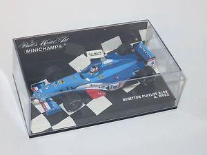【送料無料】模型車 モデルカー スポーツカーベネトンアレックスブルツシーズン143 benetton playlife b198 alex wurz 1998 season