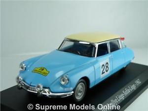【送料無料】模型車 モデルカー スポーツカーシトロエンラリーモデルカーラリーリエージュソフィアスケールネットワークcitroen ds id19 rally model car rallye liege sofia 1962 143 scale ixo k8967q