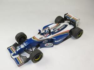 【送料無料】模型車 モデルカー スポーツカーオニキスウィリアムズフォーミュラカーデビッドクルサードリストアonyx 124 williams fw16 formula 1 car david coulthard no 2 1994 for restoration