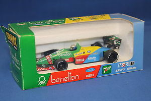【送料無料】模型車 モデルカー スポーツカーオニキスフォーミュラベネトンアレッサンドロナニーニonyx formula one benetton 198889 alessandro nannini ref 029