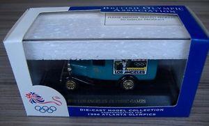 【送料無料】模型車 モデルカー スポーツカーオリンピックロサンゼルスアトランタオリンピックlledo days gone olympic games los angeles 1932 1996 atlanta olympics