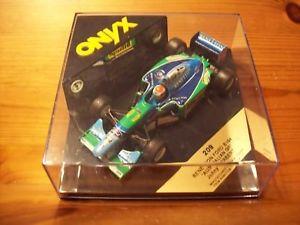 【送料無料】模型車 モデルカー スポーツカーオニキスベネトンフォードジョニーハーバートオーストラリア143 onyx 209 benetton ford b194 johnny herbert 1994 australian gp