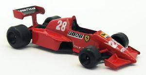 【送料無料】模型車 モデルカー スポーツカースケールモデルカーフェラーリpolistil 155 scale model car 18618e f1 ferrari 126 c3 red