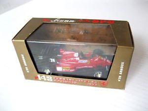 【送料無料】模型車 モデルカー スポーツカーフェラーリ#143 brumm 1984 ferrari 126 c4 f1 28 rene arnoux