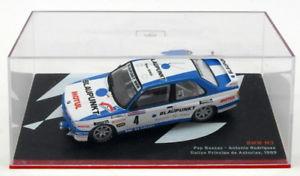 【送料無料】模型車 モデルカー スポーツカースケールモデルカーラリープリンシペデアストゥリアスaltaya 143 scale model car ra01 bmw m3 rallye principe de asturias 1989