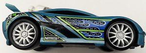 【送料無料】模型車 モデルカー スポーツカーホットホイールhot wheels prototype car mattel nitrox
