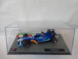 【送料無料】模型車 モデルカー スポーツカーフォーミュラカーコレクションザウバーフェリペマッサ#143 f1 formula 1 car collection sauber c23 felipe massa 2004 2004 car 27