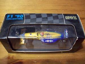 【送料無料】模型車 モデルカー スポーツカーオニキスベネトンフォードネルソンピケキャメルデカール143 onyx 080 benetton ford b190 nelson piquet 1990 camel picture decal