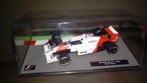 【送料無料】模型車 モデルカー スポーツカーマクラーレンアイルトンセナmclaren mp44 1988 ayrton senna 143