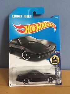 【送料無料】模型車 モデルカー スポーツカーホットホイールナイトライダーナイトhot wheelsknight rider kitt knight industries two thousand 2012 vhtf
