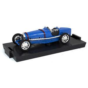 【送料無料】模型車 モデルカー スポーツカーモデルブガッティタイプbrumm models 1933 bugatti type 59 limited edition s9908