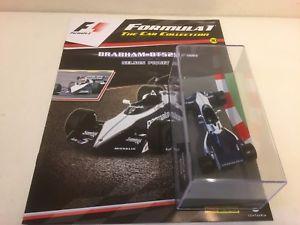 【送料無料】模型車 モデルカー スポーツカーネットワークブラバムスケールコレクションixo altaya brabham bt52b 143 scale f1 collection 30