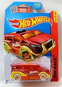 【送料無料】模型車 モデルカー スポーツカーホットホイールレースホットホイール#hot wheels, 2015 hw race, speedbox [red] diecast vehicle 174250 by hot wheels