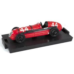 【送料無料】模型車 モデルカー スポーツカーモデルマセラティ#トリポリbrumm models 1938 maserati 44 tripoli gp r112