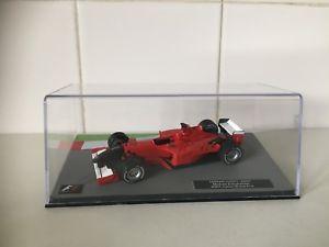 【送料無料】模型車 モデルカー スポーツカーパニーニフェラーリスケールコレクションスペシャルpanini f1 2001 ferrari f2001 143 scale f1 collection 13 specials
