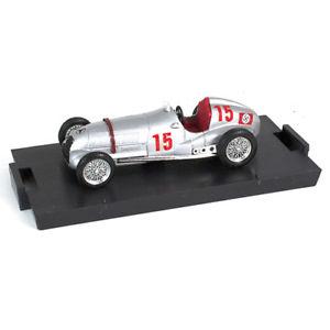 【送料無料】模型車 モデルカー スポーツカーモデルメルセデス#brumm models 1938 mercedes w125 15 r71
