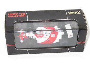 【送料無料】模型車 モデルカー スポーツカーオニキスインディカー#ターゲットペンスキーシーズンチーバー143 onyx indycar 67  target penske 1990 season  echeever