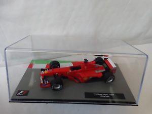 【送料無料】模型車 モデルカー スポーツカーフォーミュラカーコレクションフェラーリミカサロ#143 f1 formula 1 car collection ferrari f399 mika salo 1999 car 33