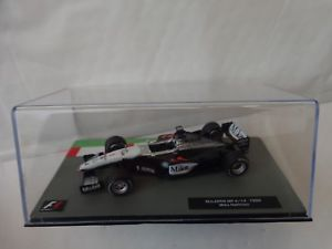 【送料無料】模型車 モデルカー スポーツカーフォーミュラカーコレクションマクラーレンミカハッキネン#143 f1 formula 1 car collection mclaren mp414 mika hakkinen 1999 car 29