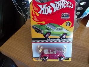 【送料無料】模型車 モデルカー スポーツカーコレクタコンベンションフォルクスワーゲンバグhotwheels 20th collectors convention volkswagen bug convertible from 2006,