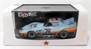【送料無料】模型車 モデルカー スポーツカースケールコルベットグリーンウッドbizarre 143 scale bz132 mancuso corvette greenwood imsa 1977