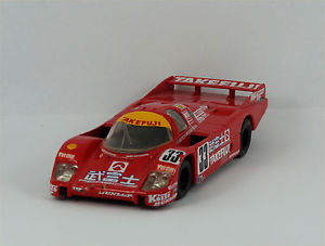 【送料無料】模型車 モデルカー スポーツカーオニキスポルシェ#ルマンブライアンレッドマンonyx porsche 962c takafuji 33 le mans 1988 brian redman excellentboxed
