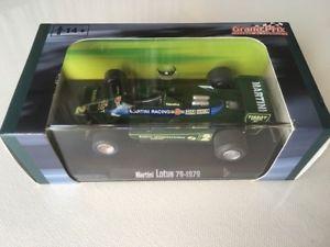 【送料無料】模型車 モデルカー スポーツカーカルロスマルティーニロータススケールアトラスエディションモデル1979 carlos reutermann martini lotus 79 143 scale rba atlas editions f1 model