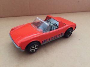 【送料無料】模型車 モデルカー スポーツカーポルシェヴィンテージpolitoys porsche 914 perfect,vintage very good shape
