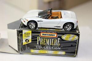 【送料無料】模型車 モデルカー スポーツカーマッチmatchbox premiere st of 6