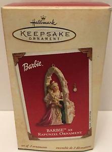 【送料無料】模型車 モデルカー スポーツカークリスマスオーナメントバービーtas032583 2002 hallmark keepsake christmas ornament barbie as rapunzel