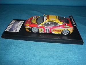 【送料無料】模型車 モデルカー スポーツカーキットフェラーリモデナルマン#マイルレース247 e mistral kit resin ferrari 360 modena le mans 2003 70 jmb racing 143