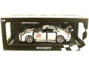 【送料無料】模型車 モデルカー スポーツカーポルシェグアテマラプレゼンテーションカーporsche 911 gt3 r 911 presentation car 2015