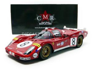 【送料無料】模型車 モデルカー スポーツカーフェラーリロングテールルマンcmr 118 ferrari 512 s long tail le mans 1970 cmr027