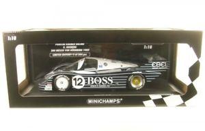 【送料無料】模型車 モデルカー スポーツカーポルシェマイルケケロズベルグporsche 956k 12 200 mile nrnberg 1983 keke rosberg