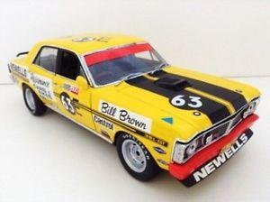 【送料無料】模型車 モデルカー スポーツカービルブラウンビアンテモデルカー1971 bathurst falcon xy gtho bill brown 118 biante model cars