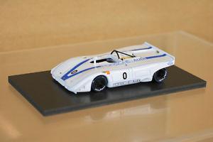 【送料無料】模型車 モデルカー スポーツカーマーシュモデルミッドオハイオポルシェチョmarsh models can am mid ohio 1969 porsche 917 pa car 0 jo siffert 4th nj