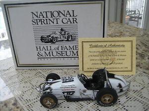 【送料無料】模型車 モデルカー スポーツカーナショナルスプリントカーホールスプリントカーgmp national sprint car hall of fame amp; museum sprint car