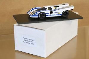 【送料無料】模型車 モデルカー スポーツカーエクスアンプロヴァンスムラージュセブリングポルシェカーリタイヤprovence moulage sebring 1970 porsche 917k car 16 elford ahrens dnf nj