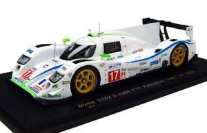 【送料無料】模型車 モデルカー スポーツカースパークドームジャッド#spark 143 dome s1025 judd 17 lm2012